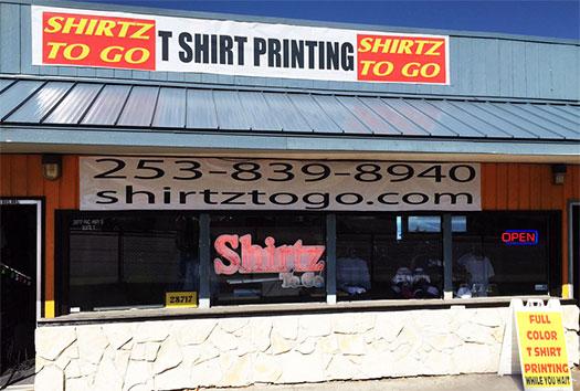 Shirtz To Go Storefrent